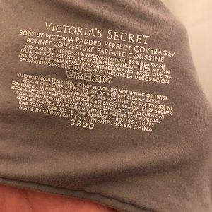 Victoria's Secret Intimates & Sleepwear - Victoria's Secret perfect coverage body bra 38DD